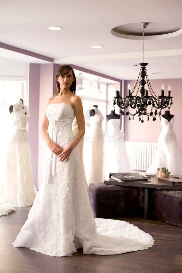 beautiful bride στοκ φωτογραφία με δικαίωμα ελεύθερης χρήσης