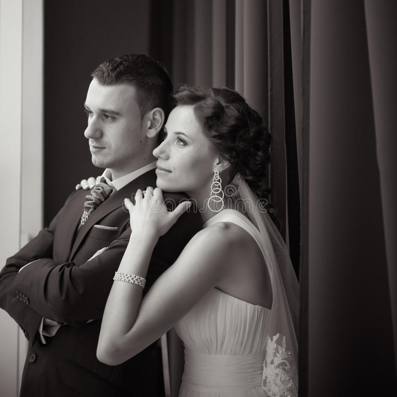 Download A Beautiful Bride And Groom Stock Image - Image: 22066427