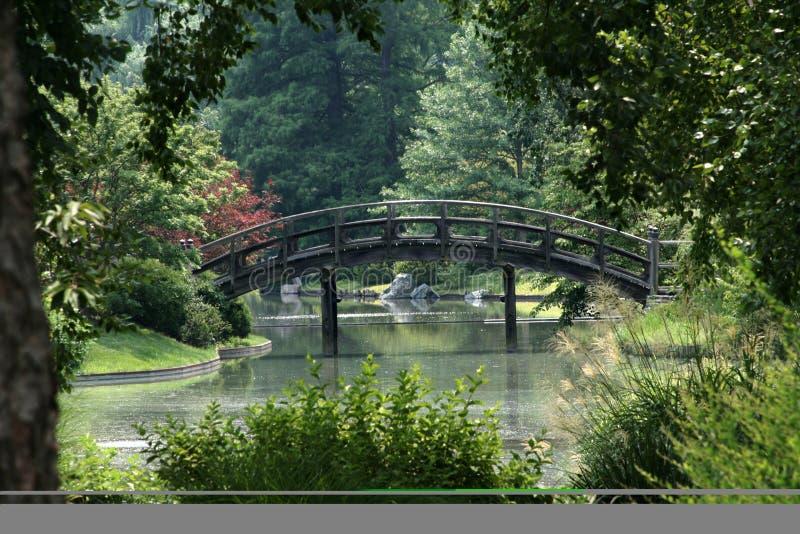 Download Beautiful bridge stock image. Image of plants, footpath - 3996999