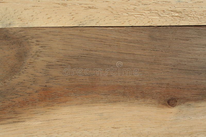 The beautiful brown wooden. stock photography