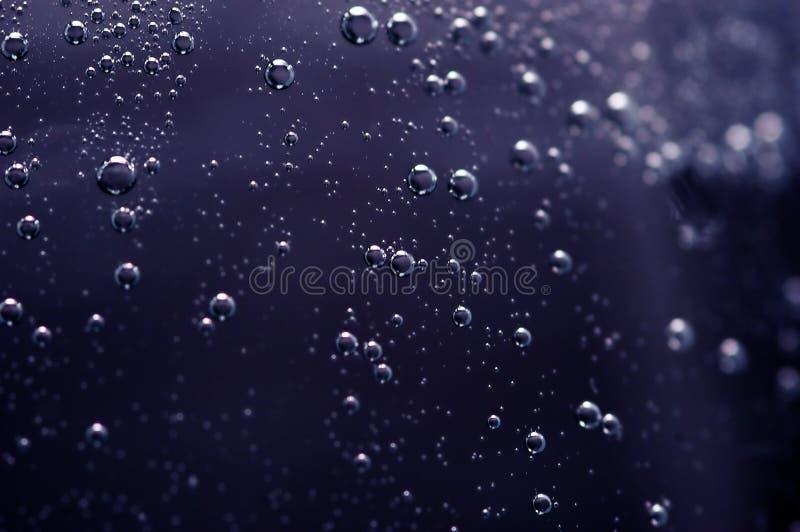 Beautiful bubbles stock photography