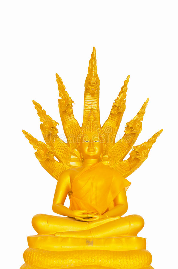 Download Beautiful Buddha Image In Thailand A White Background Stock Photo - Image: 29477368