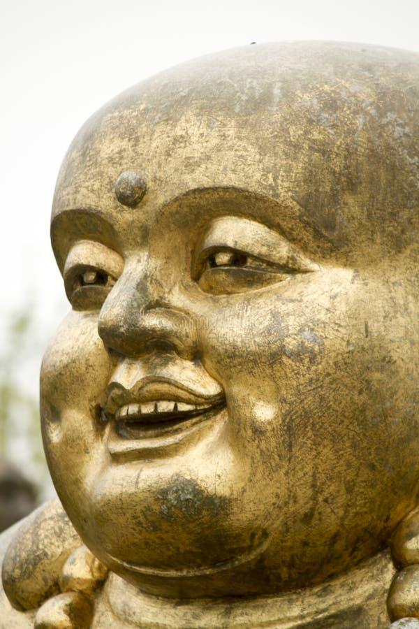 Beautiful Buddha statue royalty free stock image