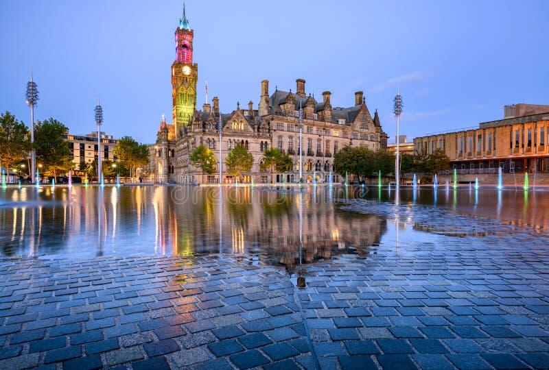 City Park Bradford Yorkshire England UK stock images