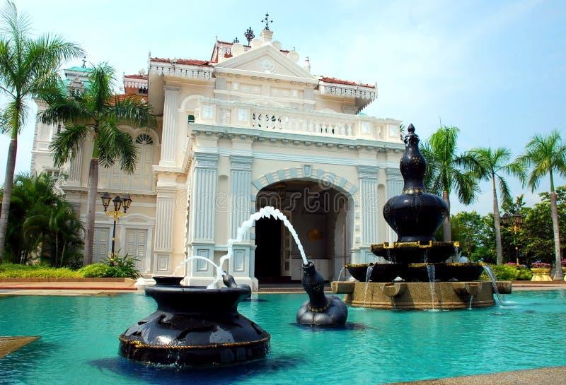 Beautiful buildings royalty free stock image