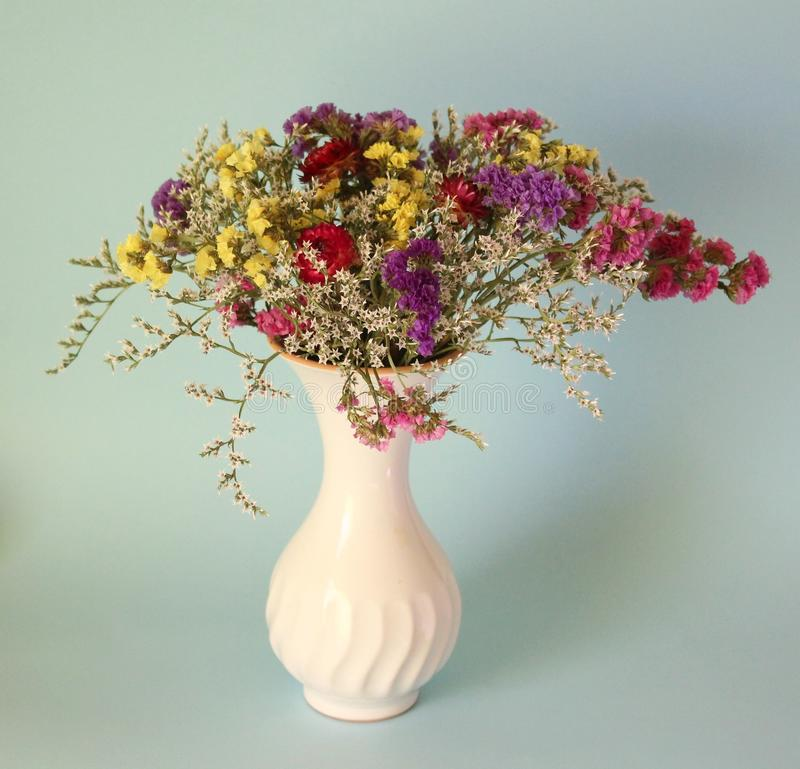 A beautiful bunch of flowers royalty free stock images