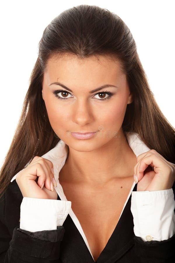 Download Beautiful businesswoman stock photo. Image of caucasian - 16536756