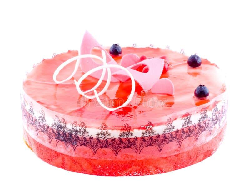Beautiful cake stock photos
