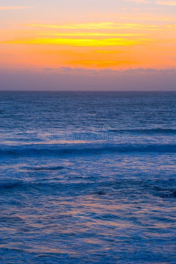 Free Beautiful California Sunset Stock Photography - 658292