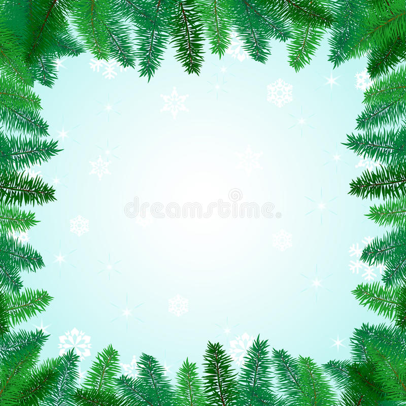 Beautiful Card Christmas royalty free stock photo