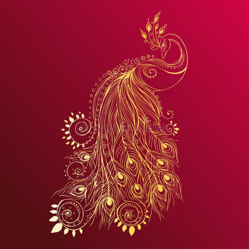 Beautiful card vector illustration