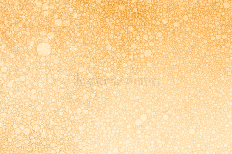 Beautiful Champagne Gold Bubbles texture stock photos