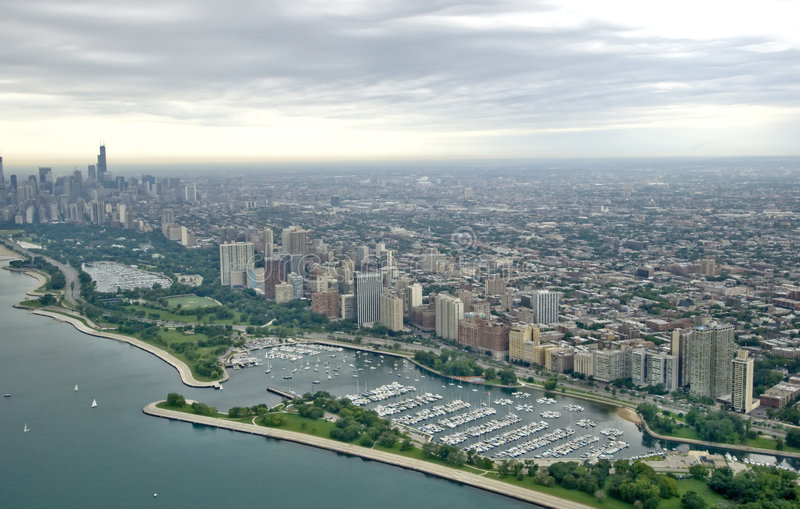 Download Beautiful Chicago stock image. Image of beautiful, chicago - 6384517