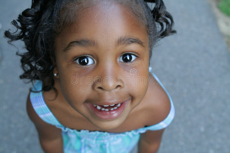 A beautiful child royalty free stock photography