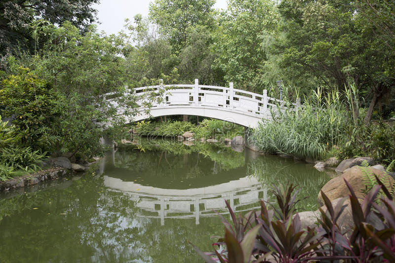 Download Beautiful Chinese Garden Stock Photo. Image Of Architecture    44863934 Idea