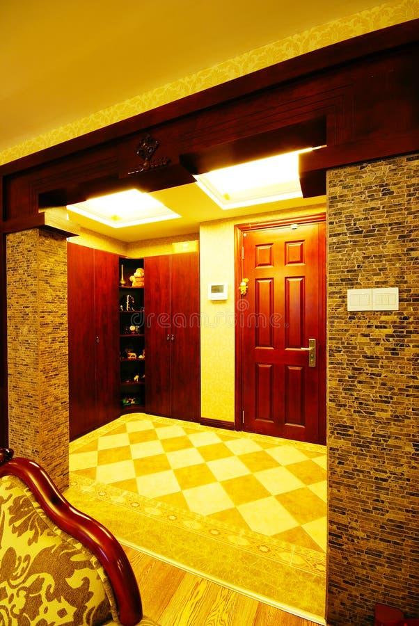 Beautiful Chinese room royalty free stock photo