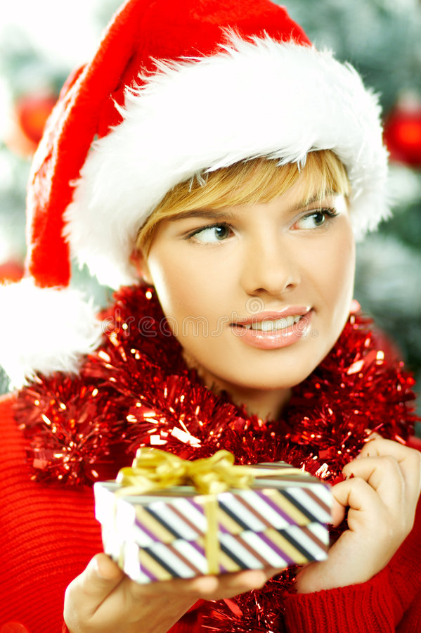 Beautiful Christmas 2 stock photo