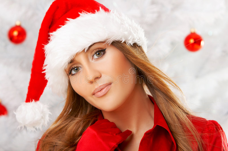 Download Beautiful Christmas stock image. Image of claus, enjoy - 3820855