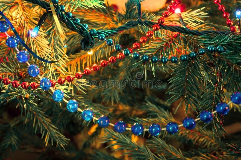 Download Beautiful Christmas Decorations Stock Photo - Image: 34715456