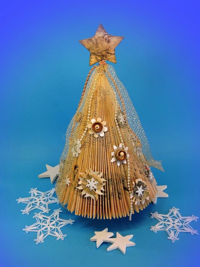 Free Beautiful Christmas Fir Tree, Lithuania Royalty Free Stock Image - 163871466