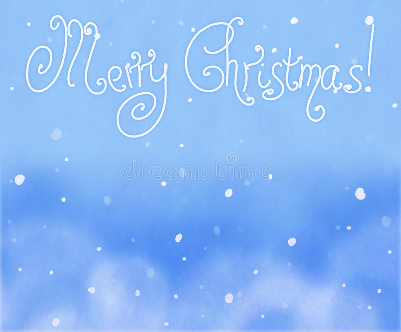 Download Beautiful Christmas (New Year) Background With Snowflakes For Design Use Stock Illustration - Illustration: 27471981