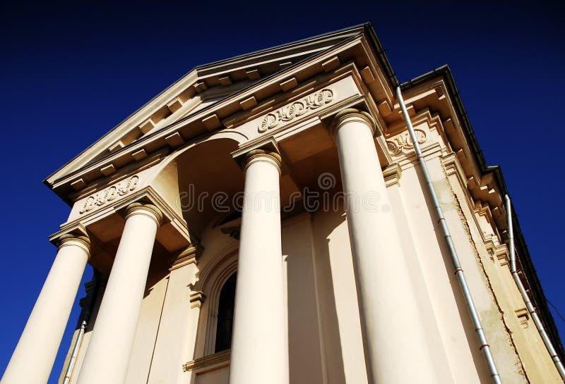 Beautiful church royalty free stock photography