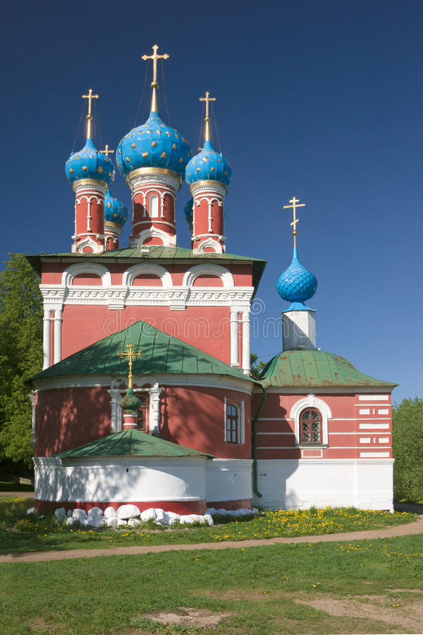 Free Beautiful Church In Forest Royalty Free Stock Photography - 13572927