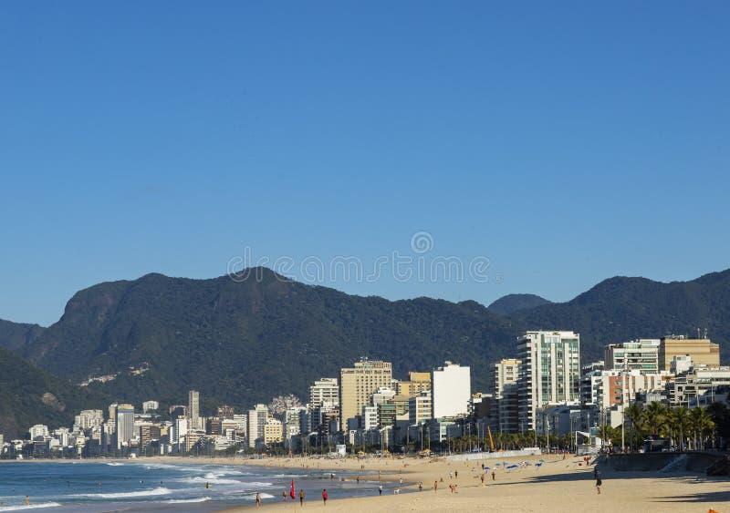Beautiful cities. Interesting tourist landscapes. Wonderful cities. Wonders of the world. Rio de Janeiro Brazil. stock photos