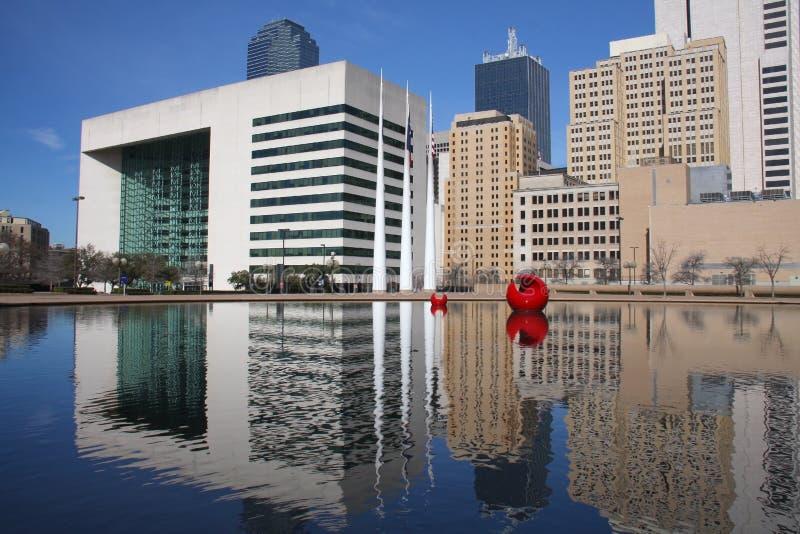 Download Beautiful City Hall In Dallas Stock Image - Image of texas, skyscraper: 29015059