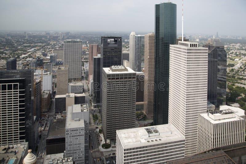 Beautiful city Houston TX stock photos