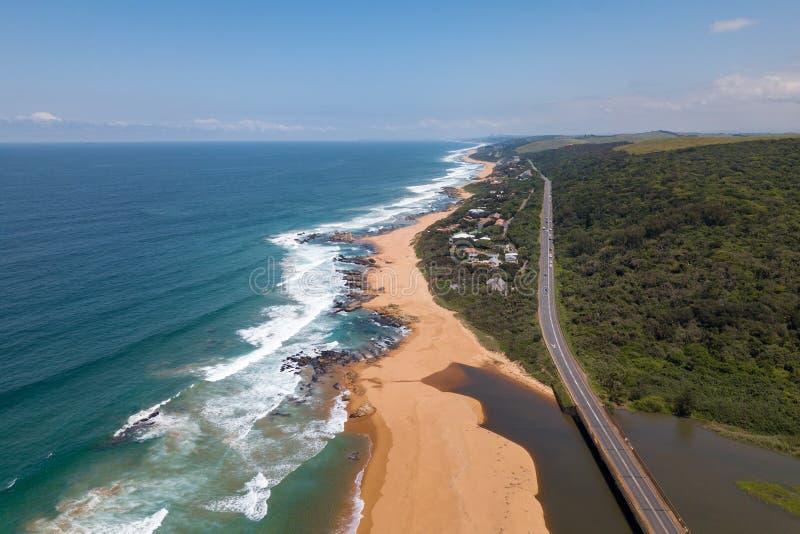 Ballito, Kwazulu Natal, South Africa royalty free stock photography