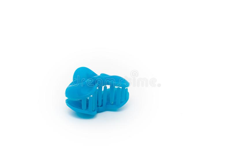 clip for women`s hair. stock photography
