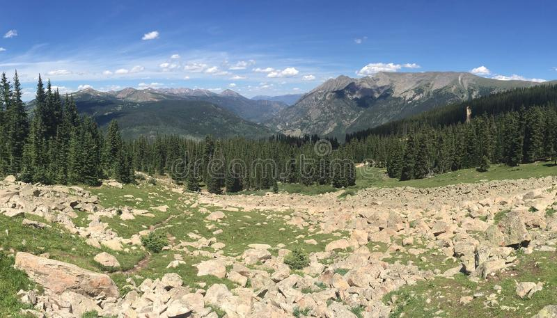 Beautiful Colorado royalty free stock image