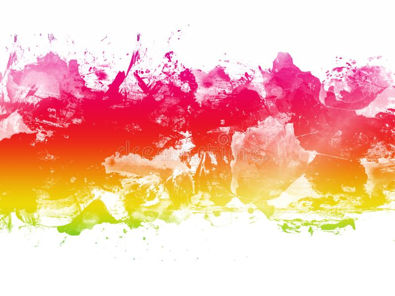 Colorful Abstract Artistic Watercolor Paint Background. Beautiful     Colorful Abstract Artistic Watercolor Paint Background stock photos