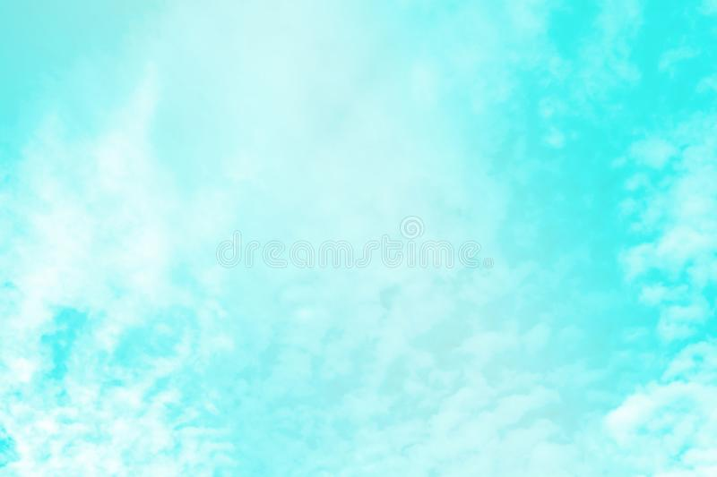 Beautiful colorful cloud and sky pastel color. Background for design stock images