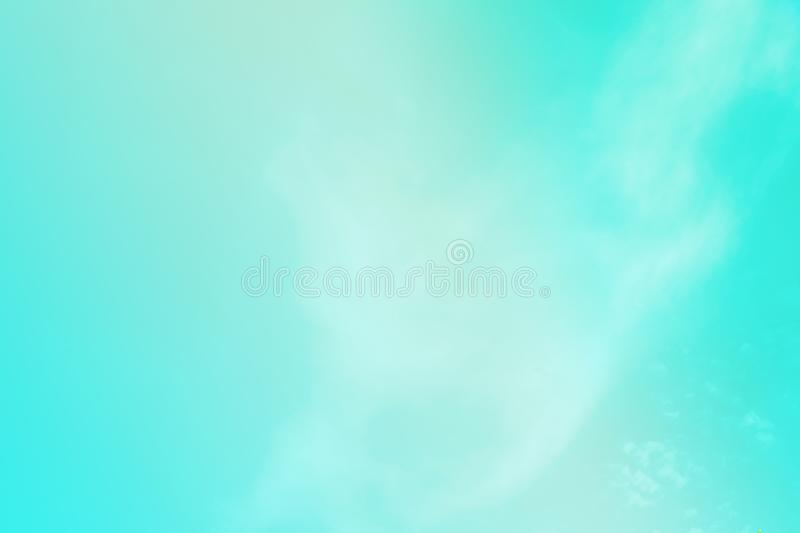 Beautiful colorful cloud and sky pastel color. Background for design stock photos