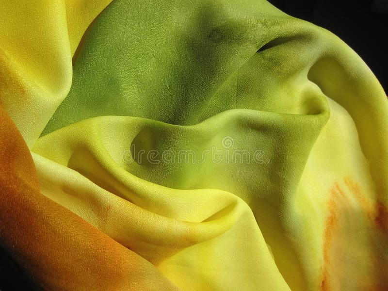 Beautiful colorful fabric texture ,can use as background royalty free stock photo