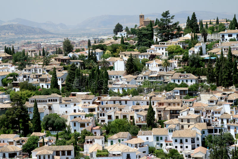 Beautiful Cordoba Spain stock image