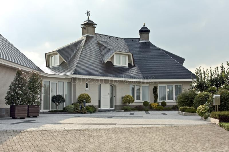 Download Beautiful Countryhouse In Netherlands Stock Images - Image: 10598214