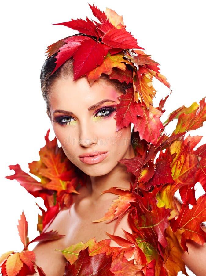 Download Beautiful creative makeup stock image. Image of look - 27190161