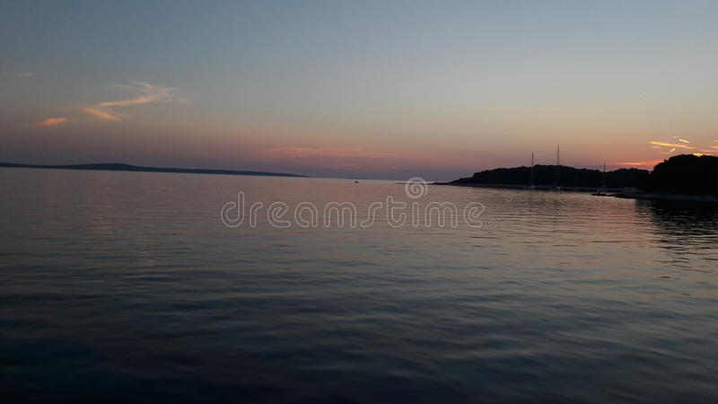 Beautiful croatia stock photos
