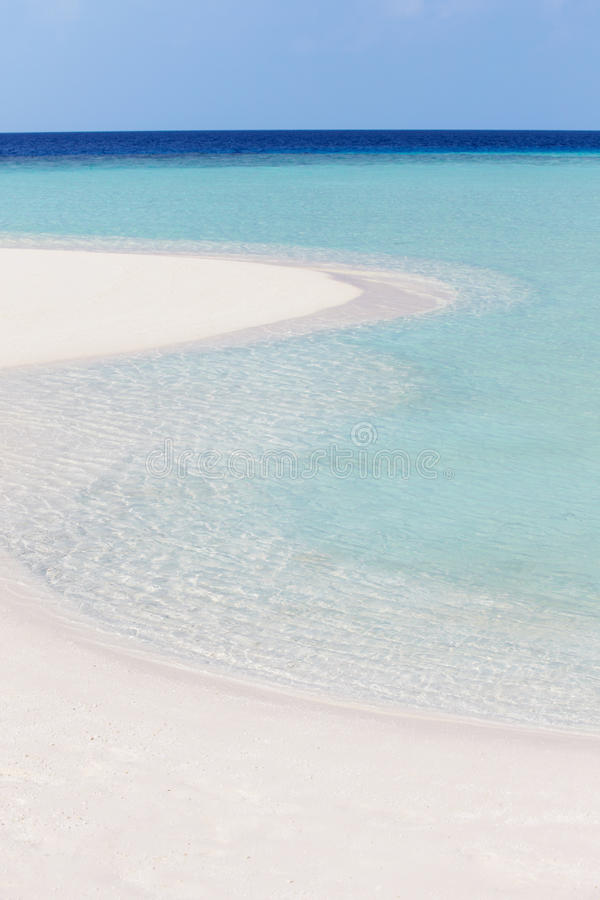 Download Beautiful Deserted Tropical Beach Stock Photo - Image: 30329794