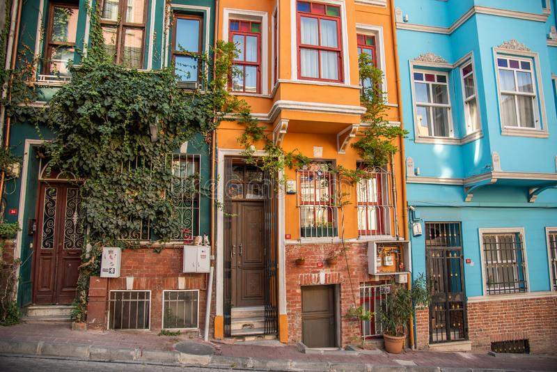 Beautiful destination in Istanbul 9 royalty free stock photos
