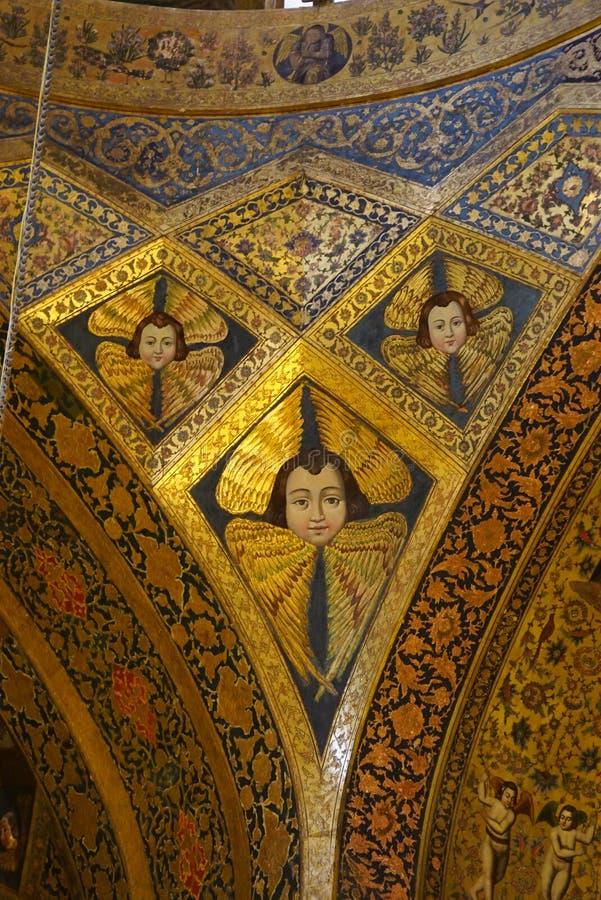 Free Beautiful Detail Of Vank Cathedral In Isfahan,Iran. Royalty Free Stock Photos - 62769778