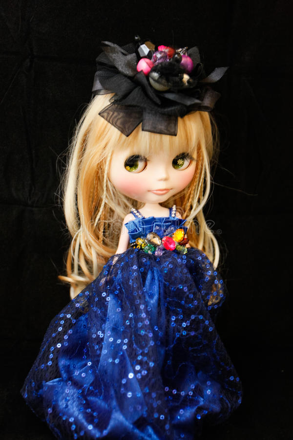 Beautiful Doll royalty free stock photography