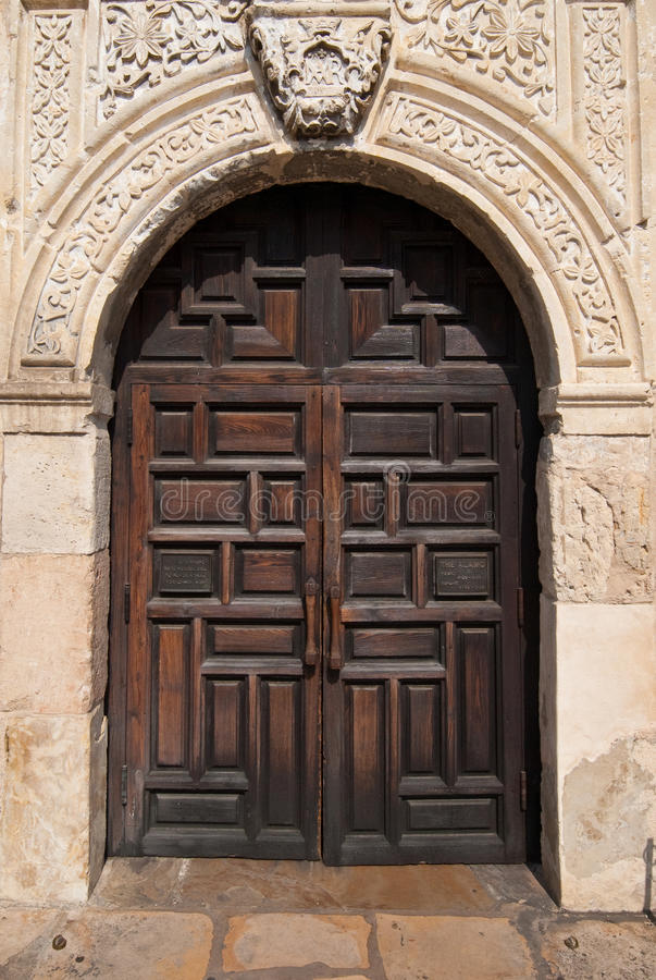 Download Beautiful Door stock photo. Image of mission, architecture - 14829606