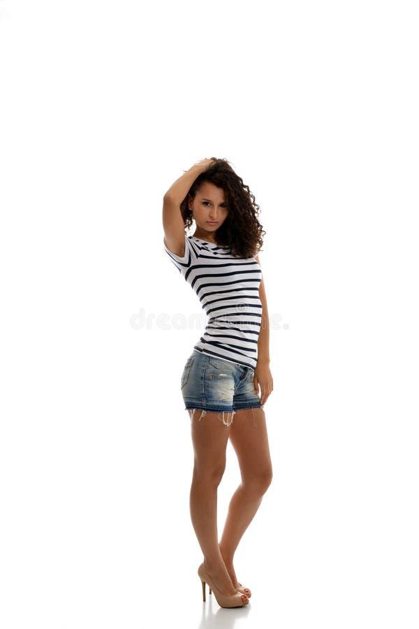 Download Beautiful Ethnic Lady stock image. Image of girl, beauty - 25361713