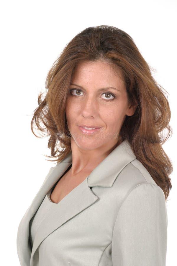 Beautiful Executive Business Woman 3 stock images