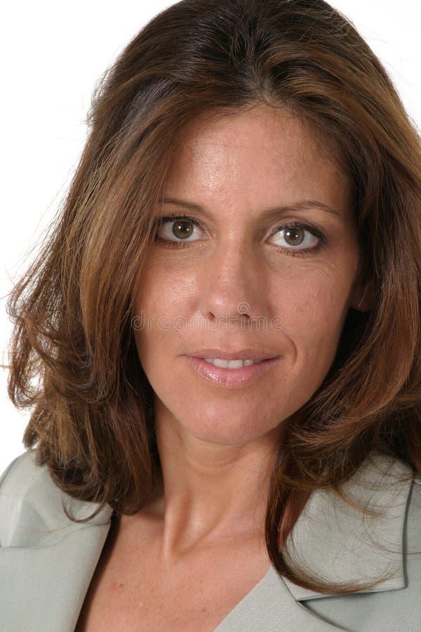 Beautiful Executive Business Woman 7 royalty free stock photo