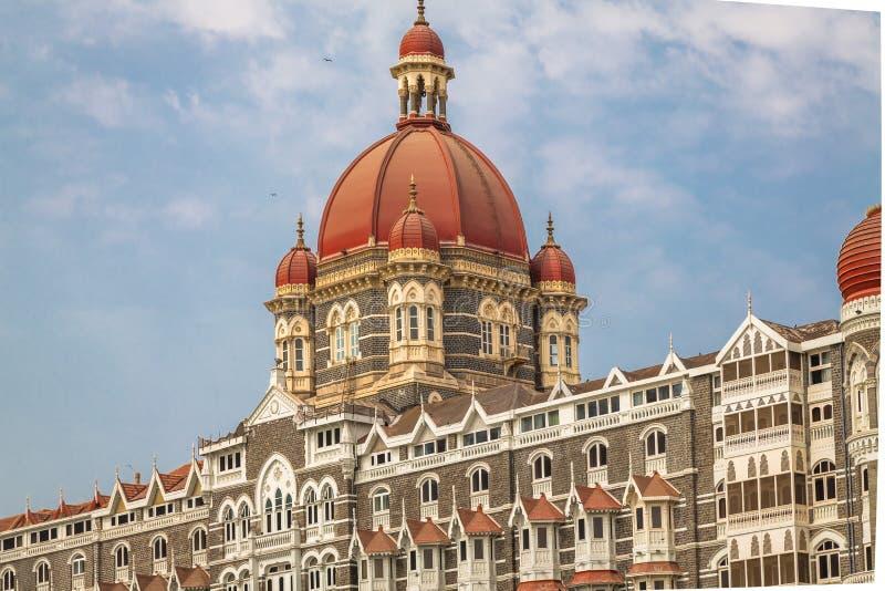 Gateway Of India in Mumbai. Beautiful exposure of the Gateway of India, one of India`s most unique landmarks situated in the city of Mumbai royalty free stock images